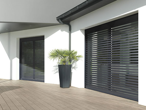 tarifs volets aluminium id es de conception sont int ressan. Black Bedroom Furniture Sets. Home Design Ideas